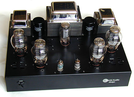 World Audio Design 300B amplifier